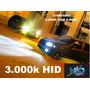 Kit Xenon 3000k - H1 H3 H4 H7 Hb3 Hb4 H11 H27 Gold Amarelo
