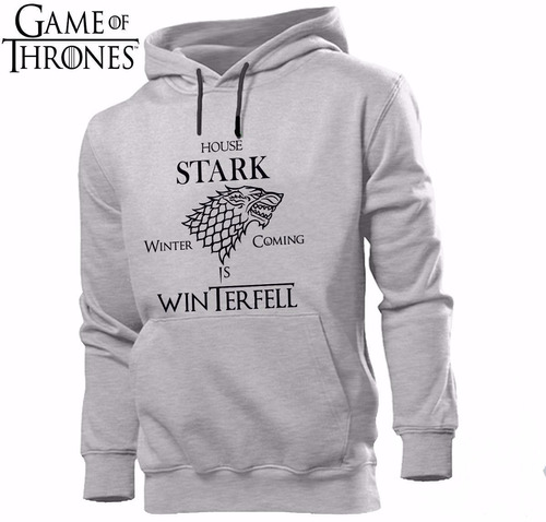 Blusa Moletom Serie Game Of Thrones Blusa Stark Lannister a221782dca5