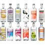 Garrafa Vodka Absolut Sabor Sabores 1 Litro Original