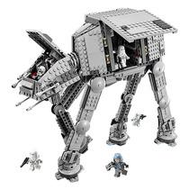 Robô Star Wars -walker  At- At - Blocos De Montar