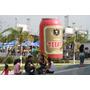 Lata Inflável Gigante 4m Cerveja Refrigerante Energético