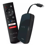 Smarty Receptor Tv Box Smart Android Netflix Youtube Elsys