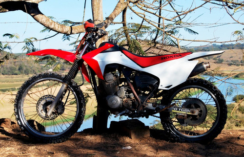 HONDA NX150 C/ KIT CRF230 - TRILHA, ENDURO, CROSS