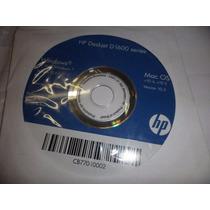 Cd De Instalação P/ Impressora Hp Deskjet D1600