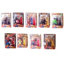 Promoção Lego Super Herois Vingadores Marvel Compativel