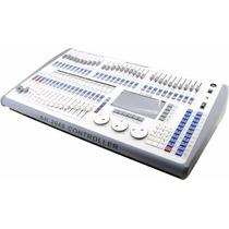Mesa De Iluminação Dmx Ah 1024 Controladora Nf-e