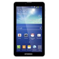 Tablet Hyundai Hdt-7427g Quadcore 16gb Wifi + 3g 2chip 7 Pol