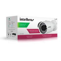 Câmera Ip Bullet Vip S3230 Hd 1080p Intelbras 3,6mm Nf