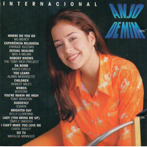 Cd - Anjo De Mim - Trilha Internacional - Frete 1 Real