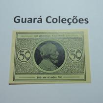 Cédula Notgeld 50 Pfennig - Lt0138