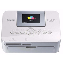 Impressora De Foto Fotográfica Canon Selphy Cp1000 Portátil