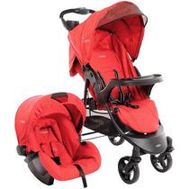 Carrinho Bebê Berço E Passeio Conforto Travel System Kiddo