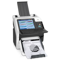 Scanner De Mesa Hp Scanjet Enterprise 7000n 7000nx