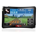 Gps Navegador Mtc 4374 Aquarius Tela 4.3  Tv Digital