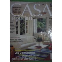 Revista Casa E Jardim Ano 51 Nº 599