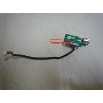 Placa Conector Super Vídeo + Cable Notebook Gigabyte W466u