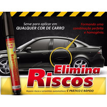 Caneta Tira Risco Automotivo Fix It Pro