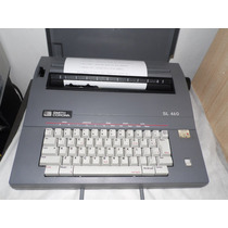 Máquina Escrever Smith Corona Eletrica -olivetti-remington-