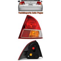 Lanterna Traseira Honda Civic 2003 2004 2005 2006 Novo L/d
