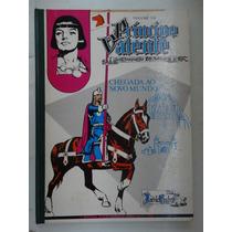 Príncipe Valente Volume 7! Ebal 1989! Capa Dura! Gigante!