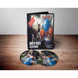 Dvd Duplo Guns N' Roses - Rock In Rio 2017 - 2 Discos