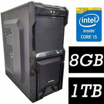 Pc Cpu  Intel Core I5 3.2 Ghz+ 8gb+ 1tb Com Garantia