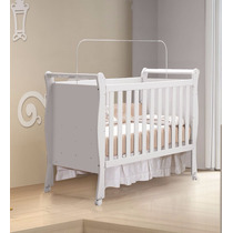 Berço Baby Imaza Padrão Americano Branco - Entrega Rapida