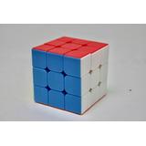 Cubo Magico Profissional 3x3x3 Importado Cores Fluorescente