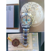 Cosmograph Daytona Diamante Pave Dial Men Platinum Relógio