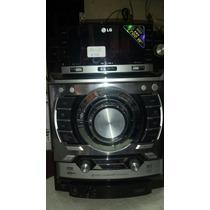 Painel Frontal Som Lg Cm9520 Mini Hi-fi System