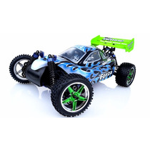 Buggy Exceed Rc Forza - Motor .18 Combustão 1/10 Automodelo
