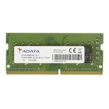 Memória Ram 8gb 1x8gb Adata Ad4s266638g19-s Premier Series