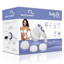 Massageador Rotacional Corporal Multilaser Body Fit