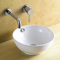 Cuba Banheiro De Sobrepor Porcelana Vitrificada Linda 8016