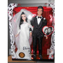 Barbie Elvis Presley And Priscilla 2008 - Mattel- No Brasil