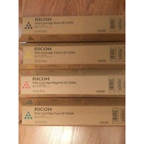Toner Ricoh C430a Todas As Cores Original