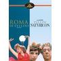 Fellini - Dvd Filmes Duplos - Roma + Satyricon - Novo Lacrad