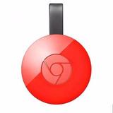 Chromecast 2 Google Hdmi Edição 2016 Chrome Cast