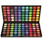 Paleta Sombra 120 Cores Vibrantes Pronta Entrega Jaque Shop