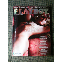 Playboy N. 435 Agos/2011 Adriane Galisteu Ediçao Aniversario