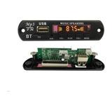 Placa P/ Amplificador Modulo Usb Mp3 Player Bluetooth