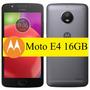 Celular Motorola Moto E4   Biometria   Dual   4g Lte  Qcore