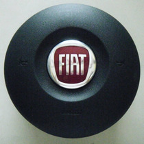 Tampa Capa Airbag Volante Fiat Uno Attractive 2015 Em Diante