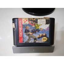 Contra Hard Corps Original Megadrive (genesis)
