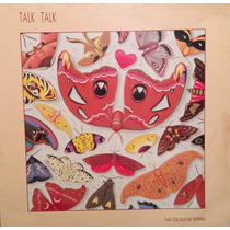 Lp Vinil - Talk Talk - The Colour Of Spring
