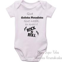 Que Galinha Pintadinha Que Nada Eu Quero É Rock Body Baby