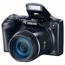 Câmera Digital Canon Powershot Sx400is Original, Nf Gar 1ano