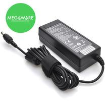 Carregador Fonte Para Notebook Megaware Compatível 19v 5.0*2