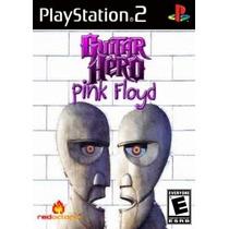 Guitarhero Patch Pink Floyd Comprar Jogo Play 2 Playstation2