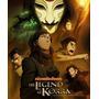 Avatar: A Lenda De Korra 1ª Temporada Dublada Frete Gratis!